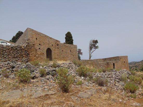 Areti Monastery: exterieiur