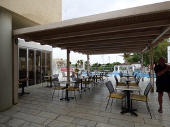 Santa Marina: Restauration extérieure