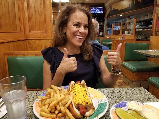 Astro Restaurant : Happy Customer