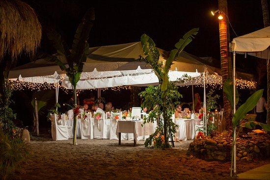 Anse Chastanet : Wedding on Anse Mamin Beach