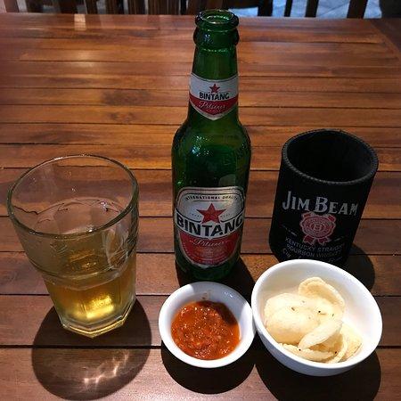Warung Bli Bagus : スペアリブが最高です。