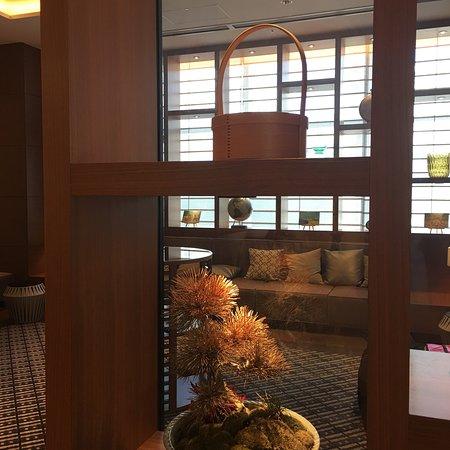 Nishitetsu Hotel Croom Hakata: Hotel lobby