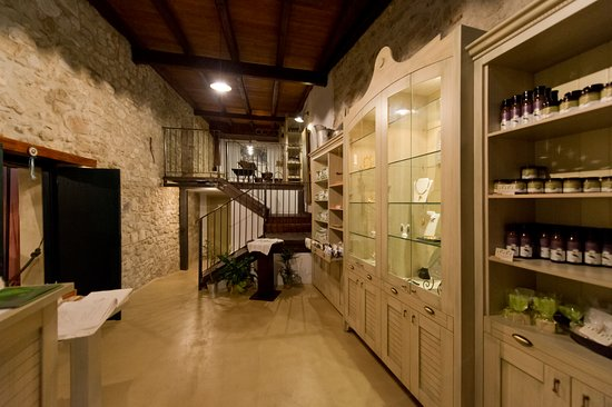 Paragaea - Old Olive Oil Factory: Guided tour & olive oil tasting - Vist Paragaea
