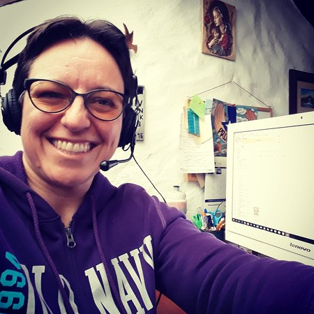 El Costurero Ciclo Café: Emitiendo nuestro programa de radio