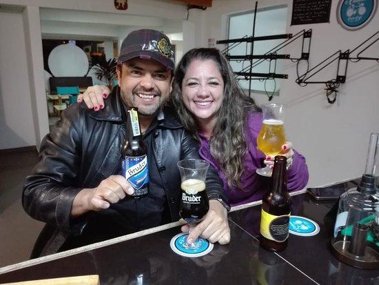 El Costurero Ciclo Café: Nuestros clientes vienen de muchas partes y salen felices