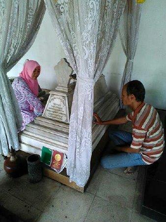 Bantul, إندونيسيا: Makam KGPH Juminah (Pangeran Juminah)