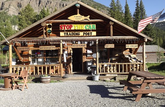 Silver Gate, MT: The best ice cream and milk shakes. Fresh coffee and espresso. Gifts, drnks, snacks.