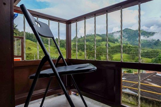 Casa Borbon: Habitación balcón / Balcony room