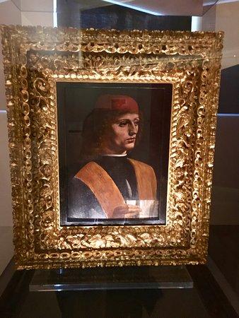 Pinacoteca Ambrosiana: Leonardo da Vinci