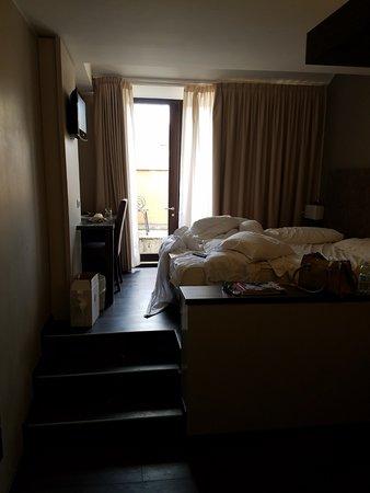 Hotel Palazzo Delle Stelline: our room