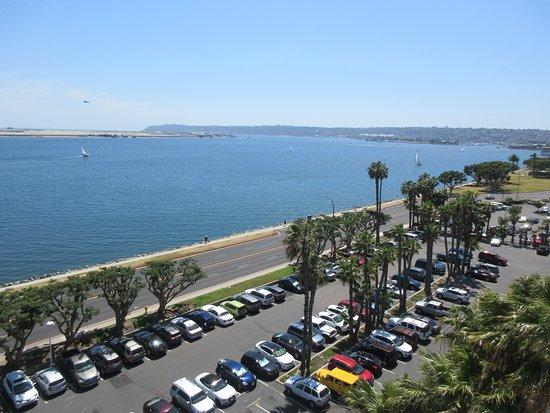 Sheraton San Diego Hotel & Marina: Great view