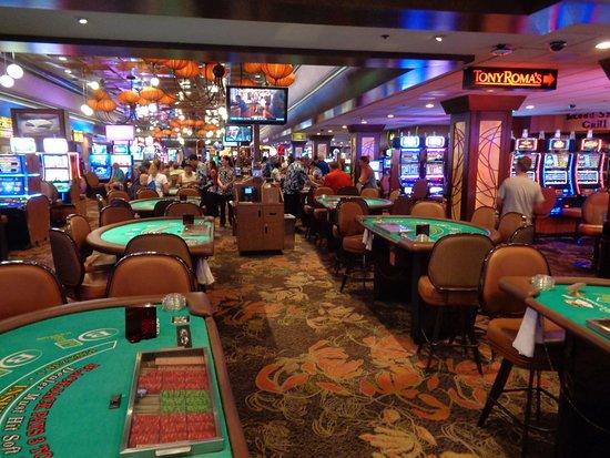 Casino pit gambling and teens