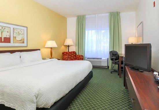 Uniontown, Pensilvania: Guest room