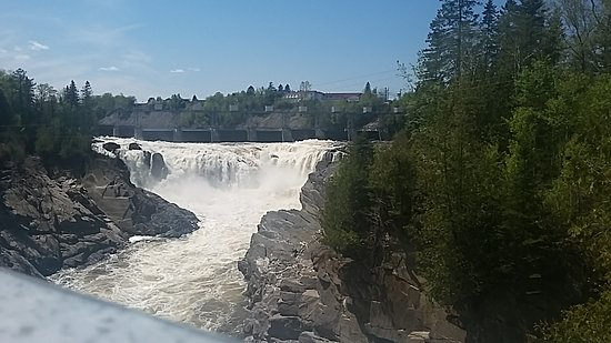 Grand Falls, Canada: chutes