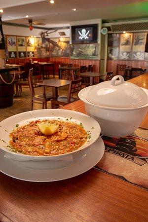 O Pirata Gastropub: Arroz de Marisco - Seafood rice