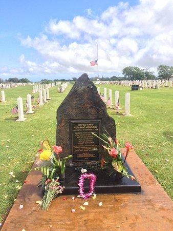 Maui Veterans Cemetery: World War I Memorial