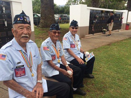 Maui Veterans Cemetery照片
