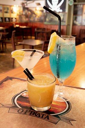 O Pirata Gastropub: Cocktail