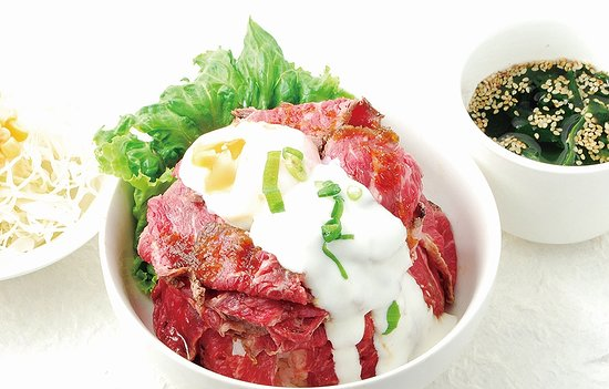 Saikayamachi Cafe 29 : ローストビーフ丼