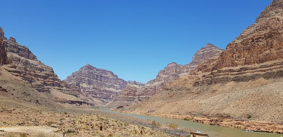 Grand Canyon West Rim and Hoover Dam Tour from Las Vegas with Optional Skywalk ภาพถ่าย