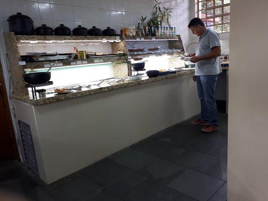 Aldeia do Sabor Restaurante: Interior