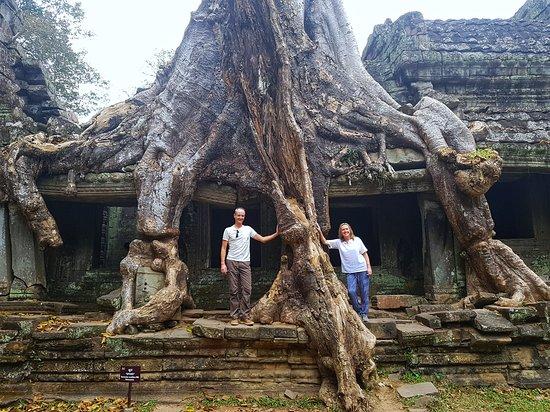Amazing Angkor Adventure