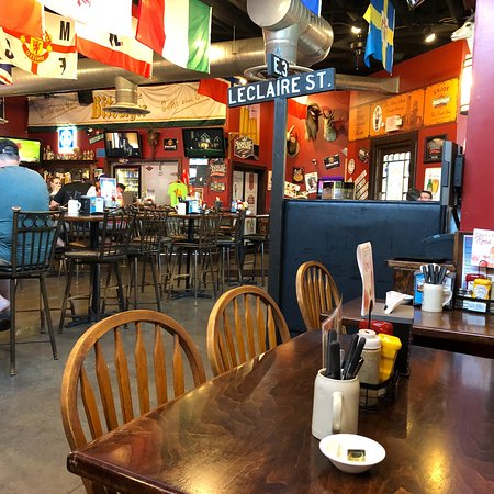 Biers Le Claire Menu Prices Restaurant Reviews