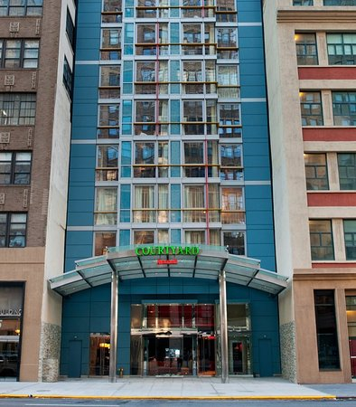 Courtyard new york manhattan soho hotel new york city for Hotel a new york economici