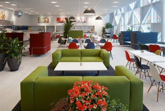 Kista, Sweden: Meeting room