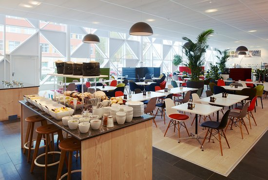 Kista, Sweden: Restaurant