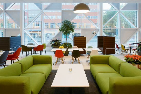 Kista, Sweden: Lobby