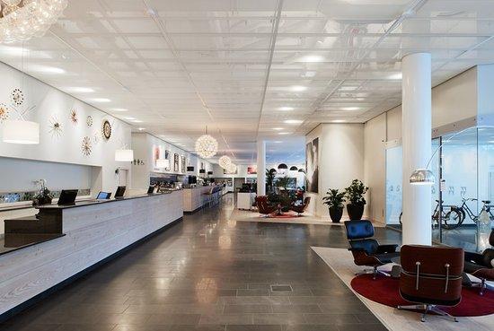 Kista, Suède : Lobby