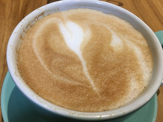 Bea's of Bloomsbury - Russell Square: Cappuccino