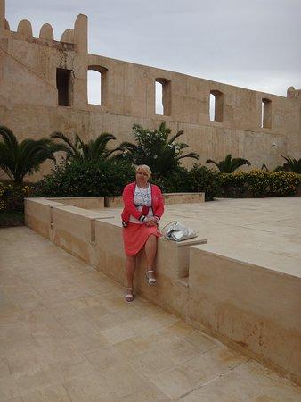 Sousse Archaeological Museum: Рибат. На выходе из музея.