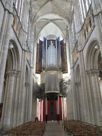 Cathedrale Notre Dame de Evreux照片
