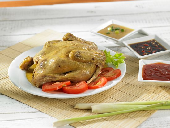 Empayar Seremban Siew Pow : Try out our Tasty, Tender and Juicy Baked Salted Chicken