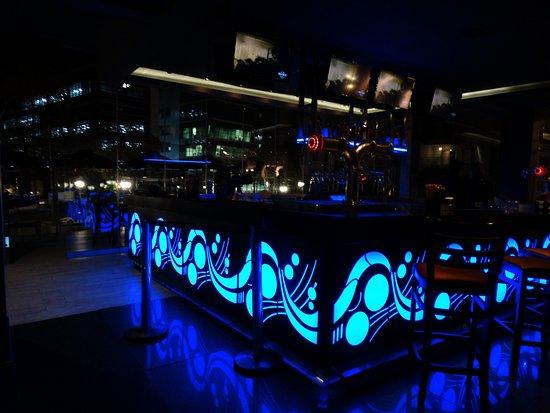Hard Rock Cafe : bar