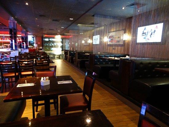 Hard Rock Cafe : mesas