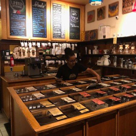 Coffee Exchange Photo