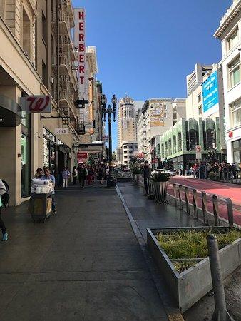 ホテルの周り Picture Of The Herbert Hotel San Francisco Tripadvisor