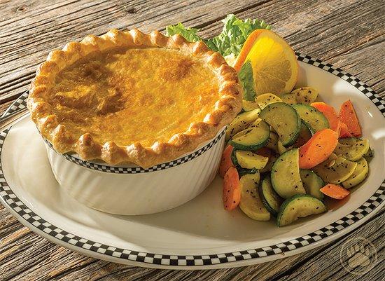 Black Bear Diner : Pot Pie