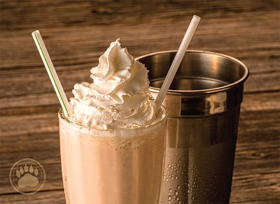 Gridley, كاليفورنيا: Milkshake