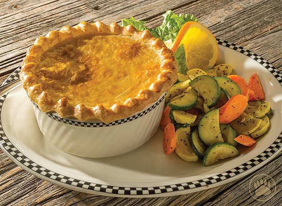 Gridley, CA: Pot Pie
