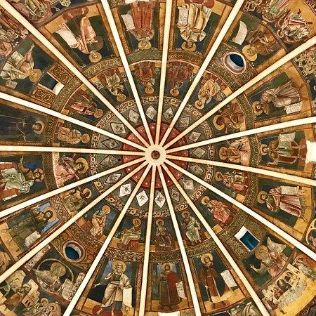 Battistero di Parma: Breathtaking Cupola