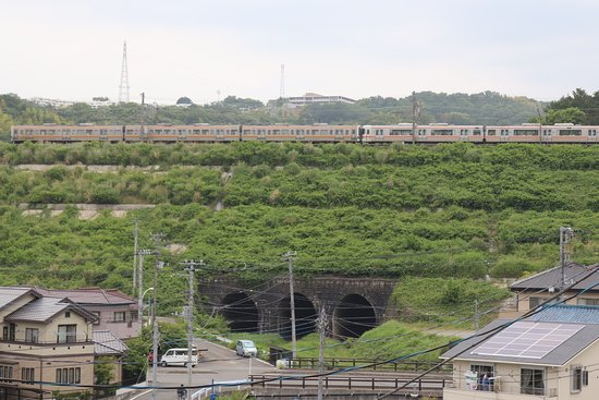 Kannami-cho, Japão: 東海道線