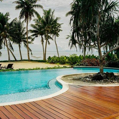 Wakaya Island, Fiji: Main Pool Area