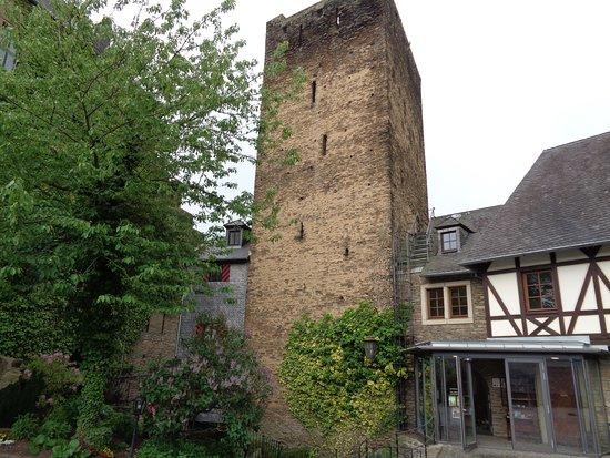 Turm Museum: У камина