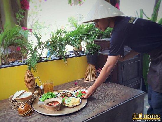 Kho Bistro Vietnamese Cuisine : Vietnamese style