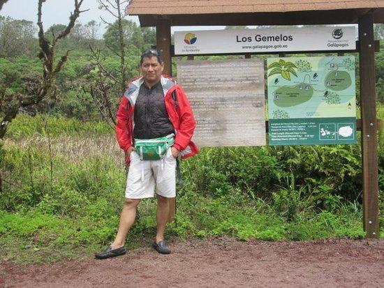 Puerto Villamil, Ecuador: Twin Craters