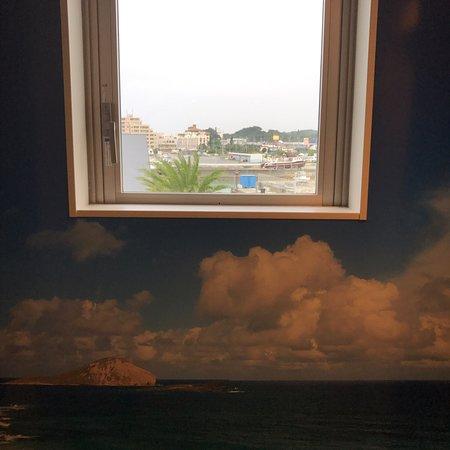 La'gent Hotel Okinawa Chatan : 各階ごとに違いがあるので楽しいですね。
